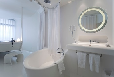 Junior Suite Space Club by Zaha Hadid at Hotel Puerta América, Madrid