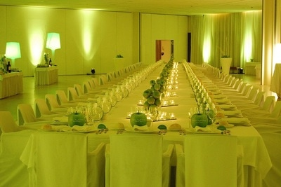 Function Rooms at Hotel Puerta América, Madrid