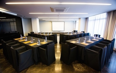 Conference Rooms at Hotel Puerta América, Madrid