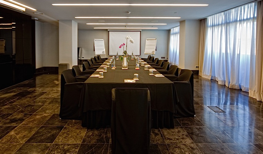 Function Rooms in Madrid, Hotel Puerta America