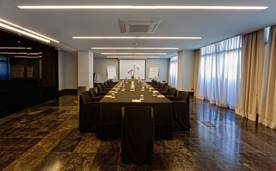 Meeting Rooms at Hotel Puerta América, Madrid