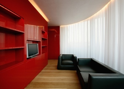 Luxury Room by Marc Newson at Hotel Puerta América, Madrid
